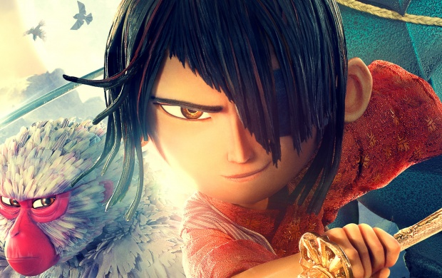 Kubo And The Two Strings 4K (click to view)