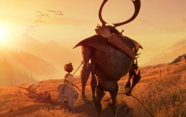 Kubo And The Two Strings Beetle And Kubo