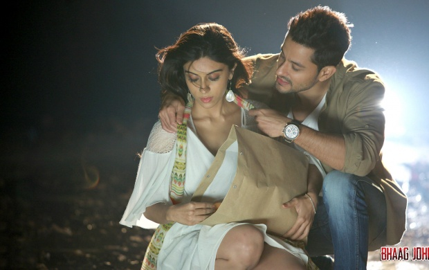 Kunal Khemu And Zoa Morani In Bhaag Johnny Movie (click to view)