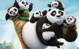 Kung Fu Panda 3 Movie 2015