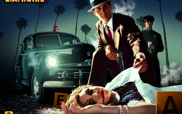 L.A Noire Screenshots (click to view)