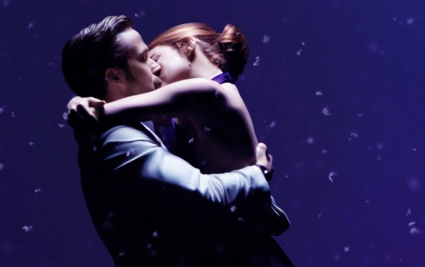 La La Land 2016 Kiss (click to view)