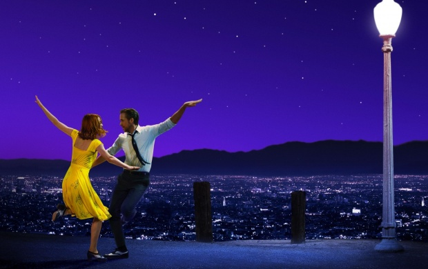La La Land Poster (click to view)