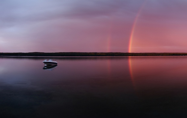Lake Rainbow (click to view)