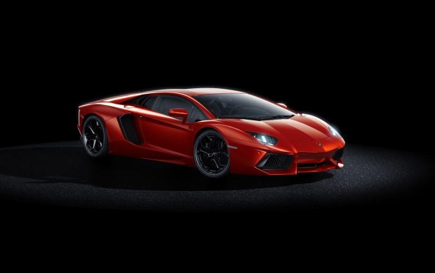 Lamborghini Aventador LP700 4 (click to view)