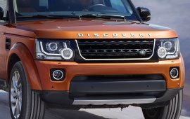 Land Rover Discovery Landmark 2015