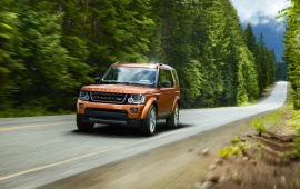 Land Rover Lr4 Discovery Landmark Edition 2016