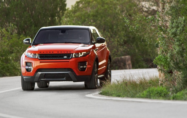 Land Rover Range Rover Evoque 2015 Wallpapers