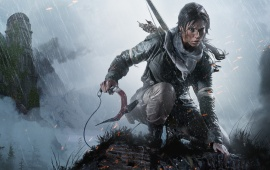 Lara Croft 4k Rise Of The Tomb Raider