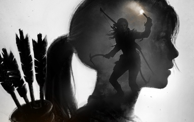 Lara Croft Art Rise Of The Tomb Raider (click to view)