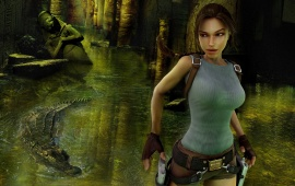 Lara Croft Tomb Raider Girl