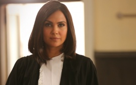 Lara Dutta A Lawyer In Azhar