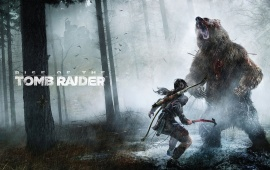 Lara Vs Wild Rise Of The Tomb Raider