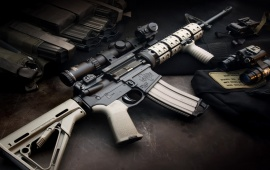 Larue Tactical LT-15 Automatic
