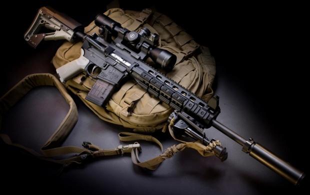 Download Us Army Wallpaper Hd 51: Larue Tactical Muffler Wallpapers