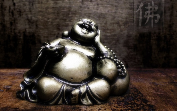 Laughing Buddha (click to view)