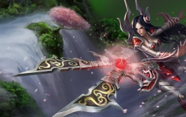 League Of Legends Irelia