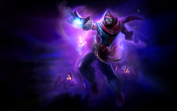 League Of Legends Malzahar (click to view)