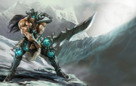 League Of Legends Tryndamere