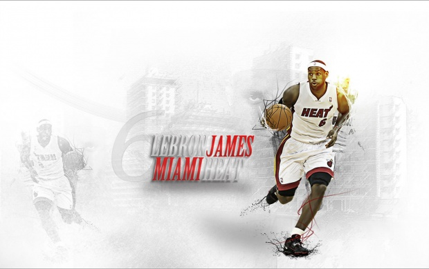 Lebron James (click to view)