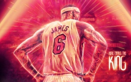 Lebron King James