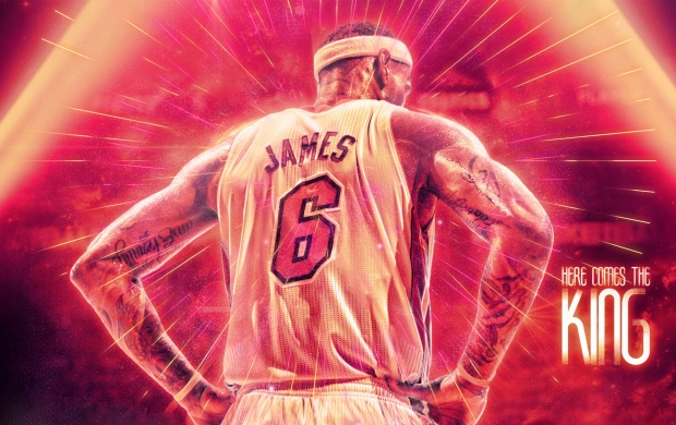 Lebron King James (click to view)