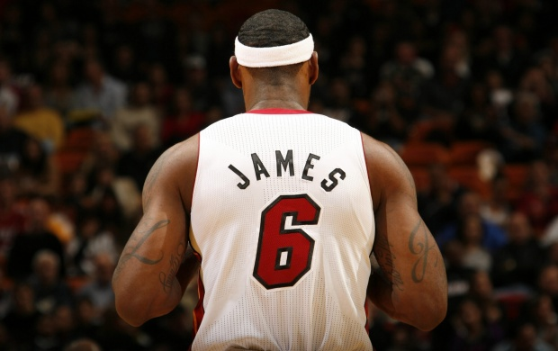 LeBron Raymone James (click to view)