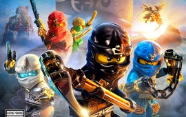 Lego Ninjago: Shadow Of Ronin 2015