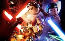 Lego Star Wars The Force Awakens 2016