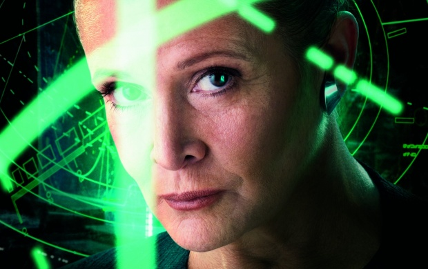 Leia Organa Star Wars Episode VII (click to view)
