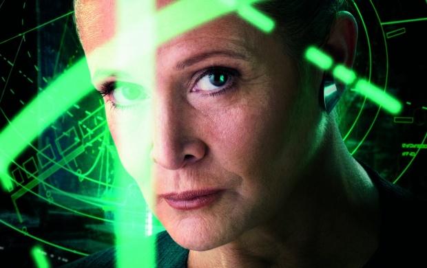 Leia Organa Star Wars Episode Vii Wallpapers