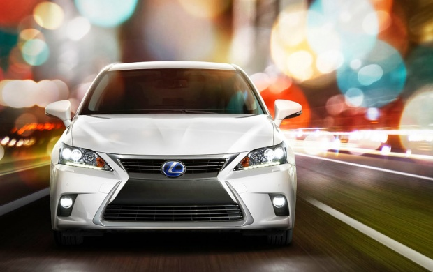 Lexus CT 200h 2014 (click to view)