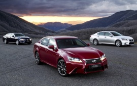 Lexus GS350 Review