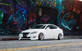 Lexus IS300 Turbo