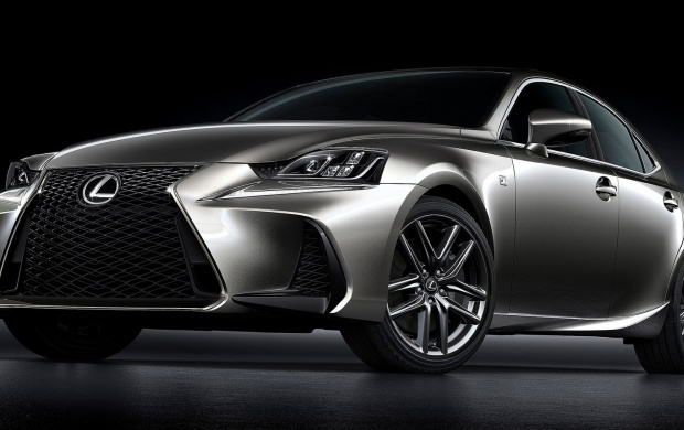 Lexus IS 2017 (click to view)
