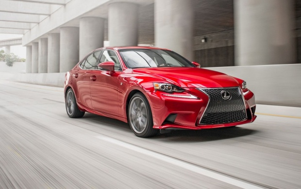 Lexus IS 350 F SPORT 2014 (click to view)