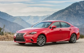 Lexus IS F-Sport 2016