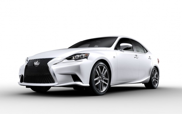 Lexus IS First Look 2014 (click to view)
