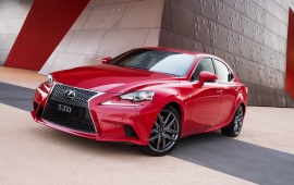 Lexus IS Sedan 2015