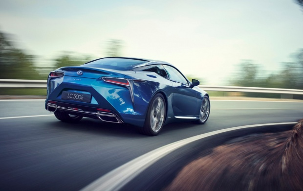 Lexus LC 2017 (click to view)