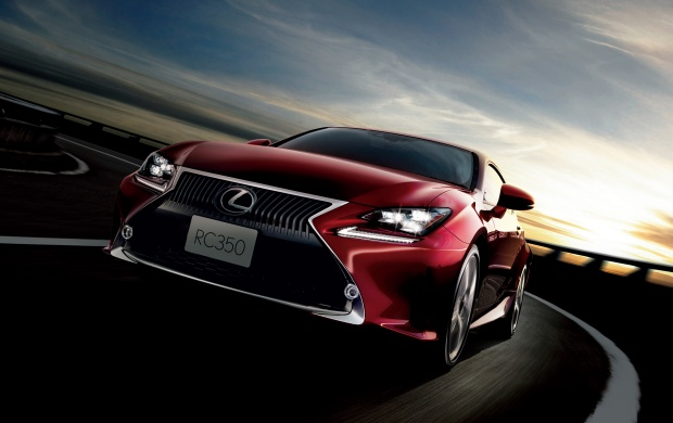 Lexus RC 2015 (click to view)