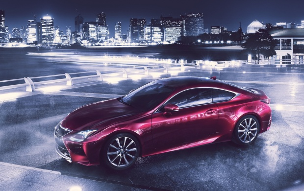Lexus RC Coupe 2013 (click to view)