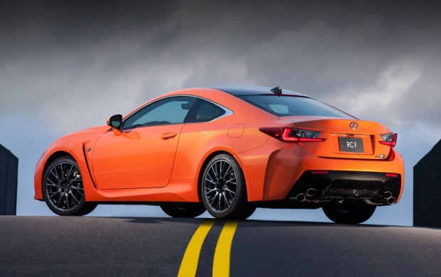 Lexus RC F 2015 (click to view)