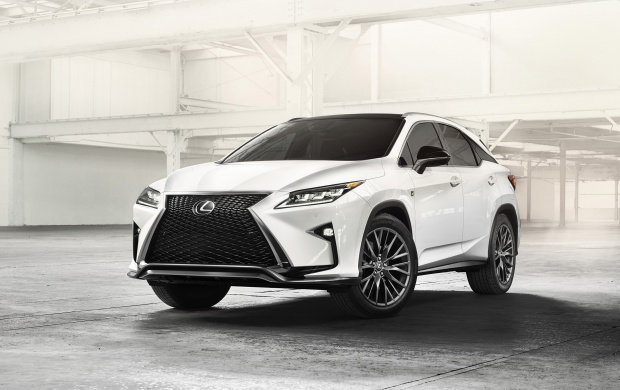 Lexus RX 350 F Sport 2016 (click to view)