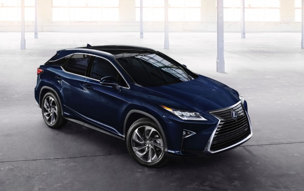 Lexus RX 450h 2015 (click to view)