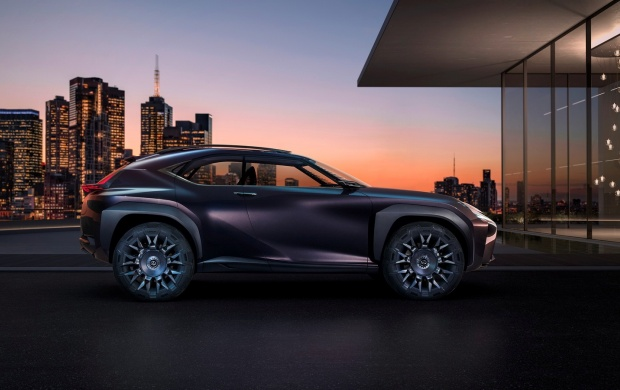 Lexus UX 2016 (click to view)
