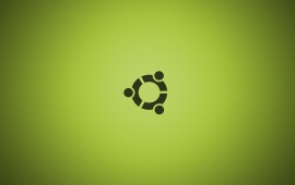 Light Green Ubuntu