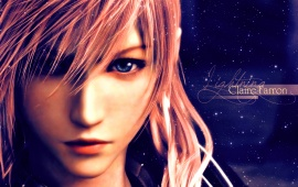Lightning Farron Final Fantasy XIII-2