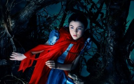 Lilla Crawford Into The Woods 2014