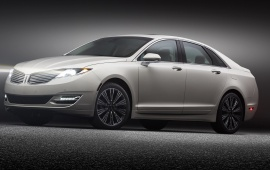 Lincoln MKZ Black Label Modern Heritage 2013